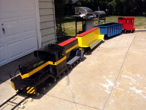 You Will Not Be Disappointed   This Is A Great Running Train Set. I Will  Work With You With The Shipping If You Can Not Pick It Up, Allow Two Months  For ...